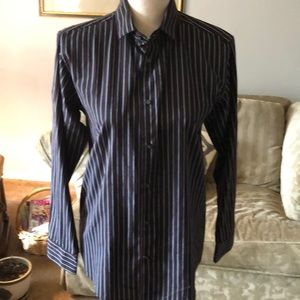 NWOT. Boys long sleeve button down.